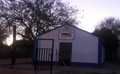 photo of Emanuel church in Santa Maria