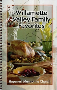 Hopewell Mennonite Church cookbook